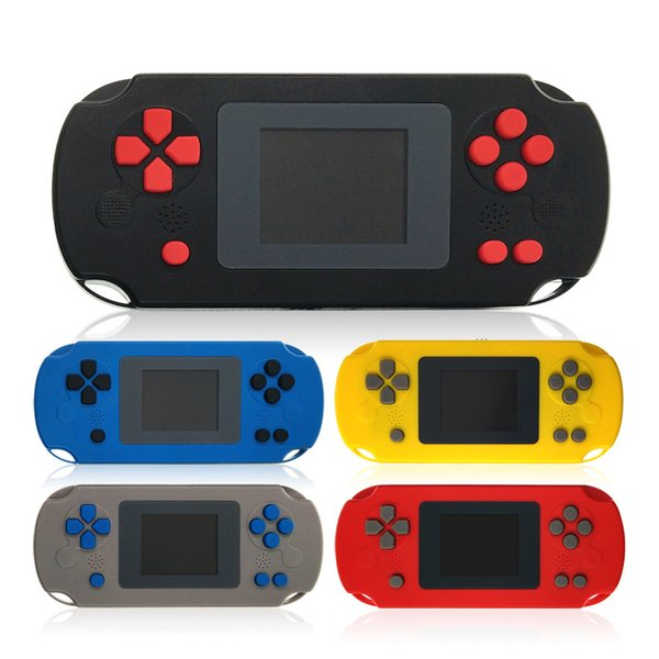 Portable Game Console With 268 Different Games 2 Inch Screen Display Handheld Pocket Mini Game Consoles Game Player