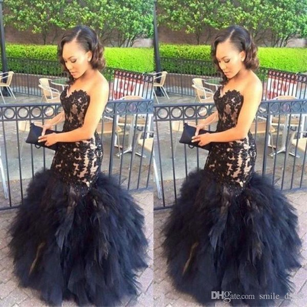 Sexy Prom Dresses 2019 New Sweetheart Sleeveless Lace Applique Pregnant Gown Formal Evening Party Dresses ZJ95