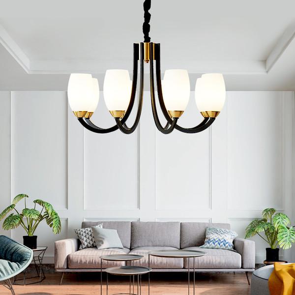 Acheter Lustre Moderne Eclairage Lustre De Luxe Eclairage Maison Eclairage Interieur Vintage Suspension Lampe Design Art Salon Chambre De 288 79 Du