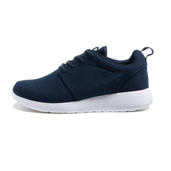 1.0 navy blue with white