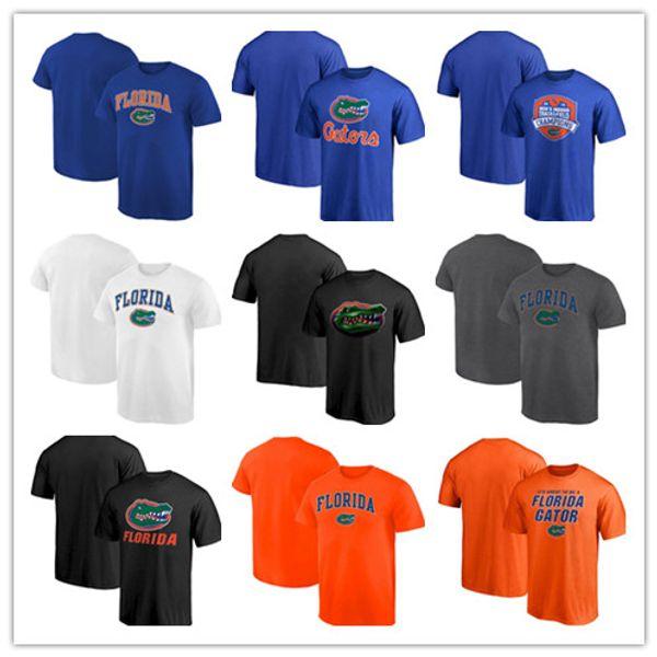 Florida Gators Midnight Mascot Zone Neutre T-shirt D'été À Manches Courtes Tee shirt Col Rond T-shirt Livraison Gratuite
