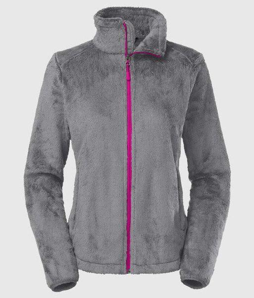2019 Winter Womens Fleece Osito Jackets Fashion Soft Fleece Warm Slim Coats Outdoor Brand Mens Kids bomber Jacket Women Down Coat free ship
