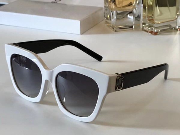 Luxury- 182 Sunglasses For Women Brand Designer Popular Sunglasses Charming Square Full Frame UV Protection Top Quality Come With Package