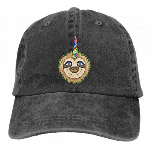 Fashion Vintage Hat Cute Baby Unicorn Girl Adjustable Dad Hat Baseball Cowboy Cap