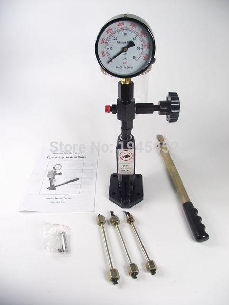 diesel manuel pumpS60H diesel Common Rail injecteur.Injecteur validateur injecteur de carburant testeur Injector bonne qualité,