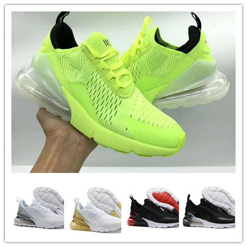 2019 Parra Air Hot Punch Photo Blue Mens Women Running Shoes Triple White Fluorescent Green Olive Volt Habanero 27Flair Sneakers 36 45 From Htt1990,