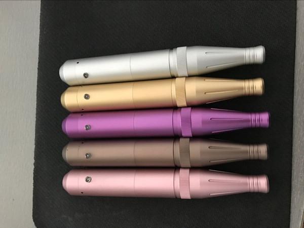 Ithalat motor kalıcı makyaj makinesi kalem manuel tabanca için 3d kaş dudaklar eyeliner dövme malzemeleri 5 renkler seçebilirsiniz