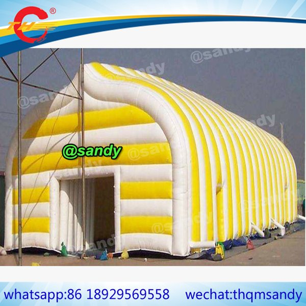 free air ship,outdoor inflatable party wedding event tent,inflatable display tent,inflatable marquee cover for exhibition
