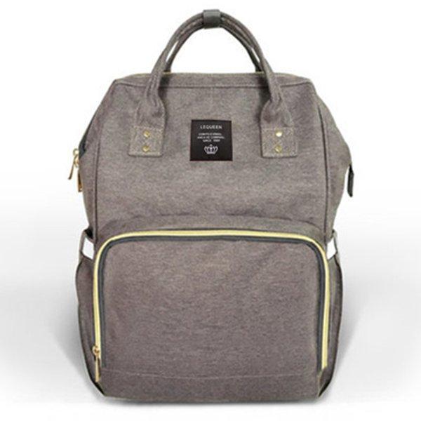 Gray Mummy Bags
