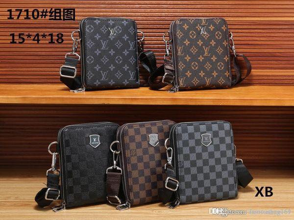 NOVOS estilos de Moda Sacos de Senhoras bolsas de grife bolsas das mulheres tote bag marcas de luxo sacos de ombro Único saco dos homens saco crossbody 1710
