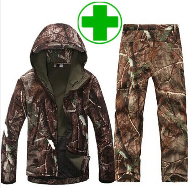 2017 hunting us army tactical uniforms men's camouflage service combat uniform set shirt + pants acu camouflage thumbnail