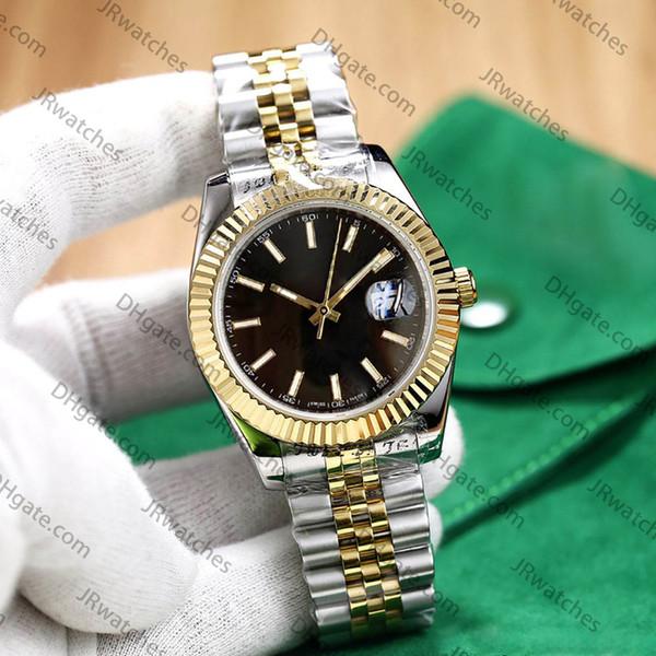 Silver gold black