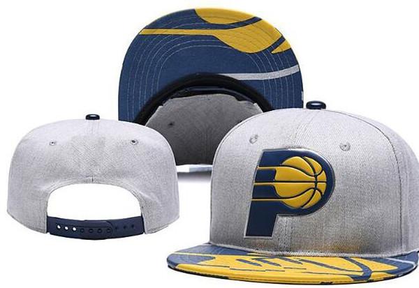 2019 Hats For Man Woman Snapbacks Baseball Hat snapback N Y Flat brim Cap strapback Embroidery Indiana Cap IND Tide Brand hat 00