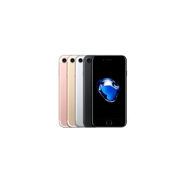Apple iPhone7 i7 iphone 7 4G LTE Phone 2RAM 32/128GB ROM IOS 12.0MP Camera With Touch ID Unlocked Original Refurbished CellPhone