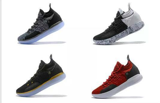 Ucuz Kd 11 Elite Basketbol Ayakkabıları Kd 11 s Erkekler Renkli Şeftali Reçel Erkek Doernbecher Eğitmenler D urant 10 Eybl All-star Bhm Sneakers Size40-46