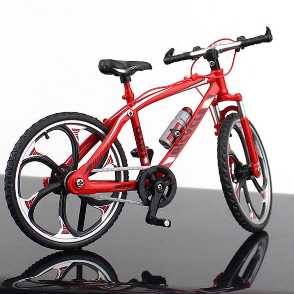 Road Racing Bike Red