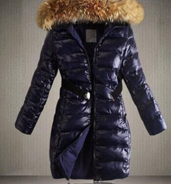 Feather-like New Inverno de colarinho Grande Sul-coreano de moda para baixo Cotton fino de algodão Garment