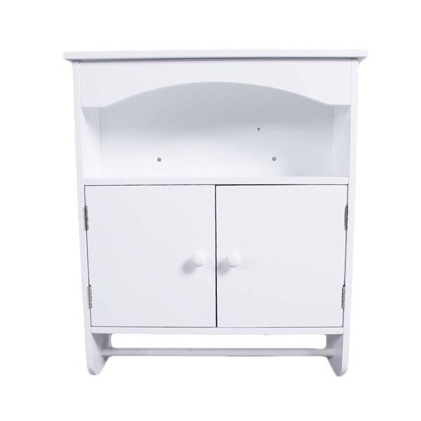 Großhandel Weiße Badezimmer Wandschrank Von Kingcohouseware, $40.21 Auf  De.Dhgate.Com | Dhgate