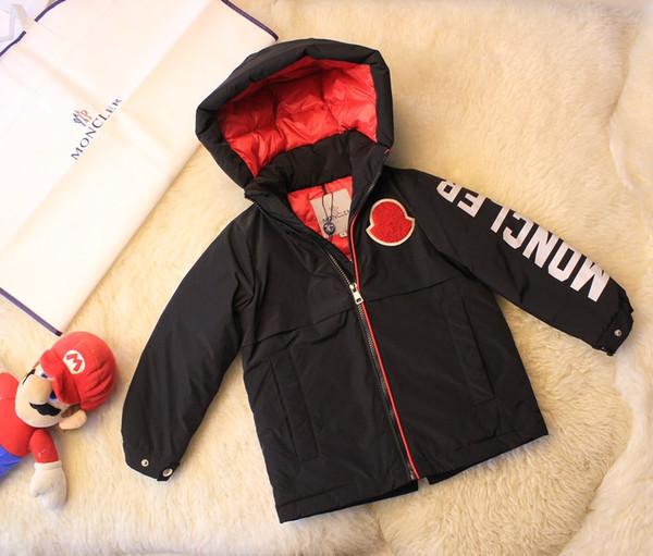 Boy down jacket high quality WSJ050 warm windshield # 1129110 ming63