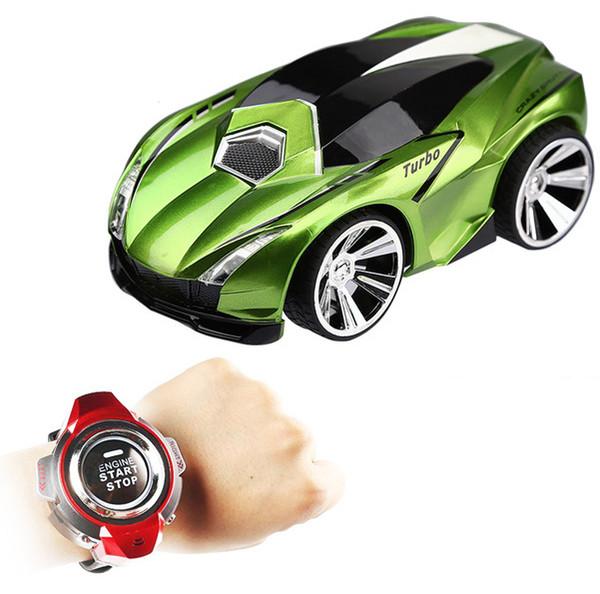 Интеллектуальное голосовое управление часы дистанционного управления автомобилем зарядки дрейф гоночная модель электрический многофункциональный детский игрушечный автомобиль мальчик