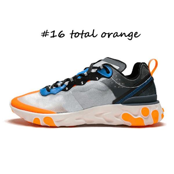 N ° 16 orange totale