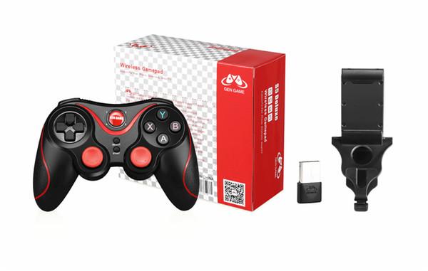 S5 Wireless Bluetooth Gamepad Game Controller für Iphone IOS für Android und für IOS Platform 2.3 Handy-Smartphone-Tablet