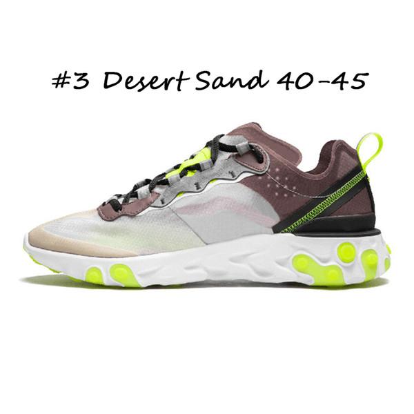 # 3 Desert Sand 40-45