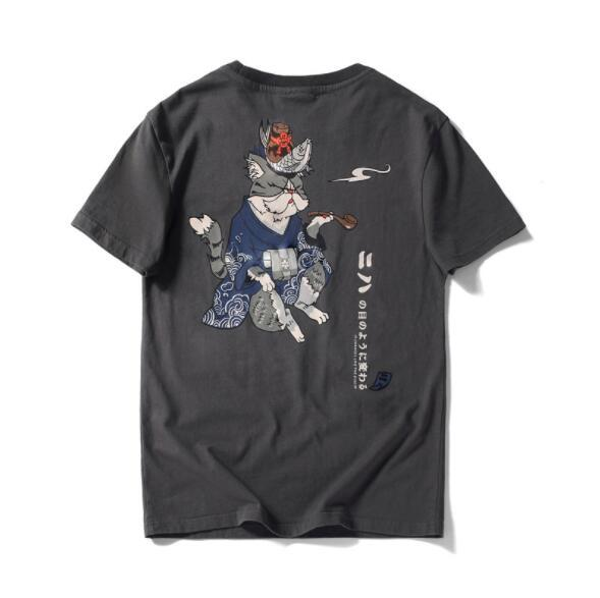 Sommer T Shirts Mens Tops mit Tierdruck Neue Ankunft Mode Kurzarm Männer Casual T-shirt Kleidung 3 Farben M-3XL Großhandel