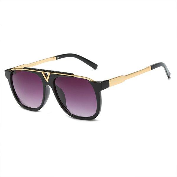 best selling Vintage Women Designer Luxury Sunglasses Men Fashion pilot Sun glasses UV400 High quality Driving Sport glasses with Box Case