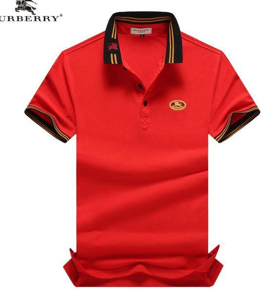 Maglietta di polo del progettista casuale della camicia di polo della maglietta degli uomini del nuovo risvolto 2019 di lusso. Taglia m-xxxl. Benvenuti a comprare A13