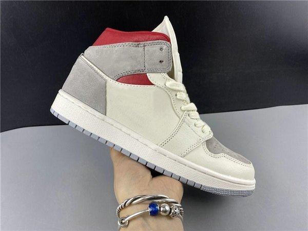 Sail Wolf Grey Gym Red White