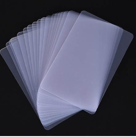 10pcs Plastic Card Pry Opening Scraper for iPad Tablet for Samsung Mobile Phone Glued Screen Repair Tool
