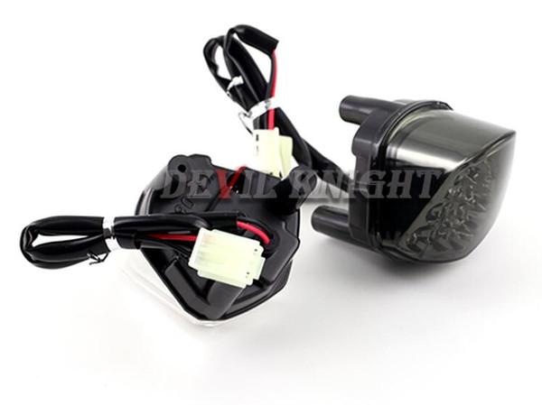 best selling High quality fairings for Honda CBR900RR CBR919 1998 1999 black white fairing kit CBR919RR 98 99 HD33