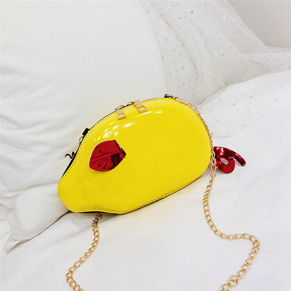 New Women Bag Lady Girls Cute Pig Shaped Sundries Bag Lovely Travel Crossbody Phone Street Messenger Shoulder Handbag