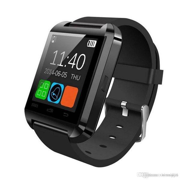Men Boy Bluetooth Smart Wrist Watch Phone Camera Card Mate Universal For Smart Phone