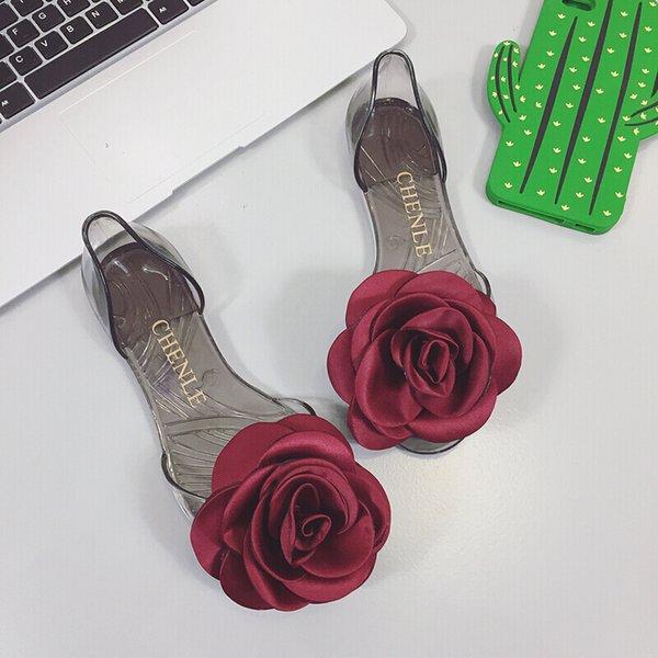 Violet Red Rose