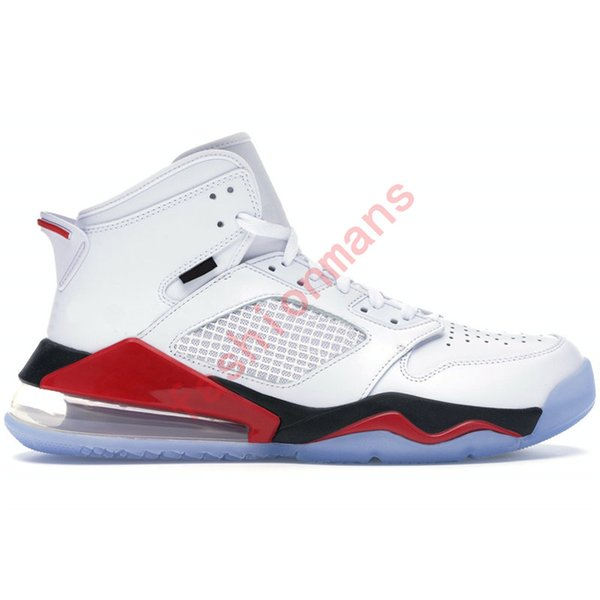 white fire red