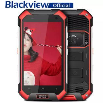 Original Blackview BV6000 4.7 inch 4G Smartphone Android 6.0 MTK6755 Octa Core 3GB RAM 32GB ROM 5MP + 13MP IP68 WaterProof Cellphone
