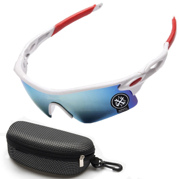 Wholesale Sports Cycling Sunglasses for Men Women Kids Outdoor Goggles UV Protection Eyewear Cycling Riding Running Driving Glasses