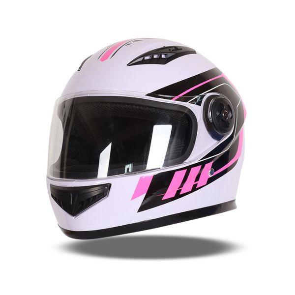 Casco moto professionale per maschera Maschera Vintave maschera di protezione aperto casco trasversale occhiali bicicletta elettrica per inviare un pettorale