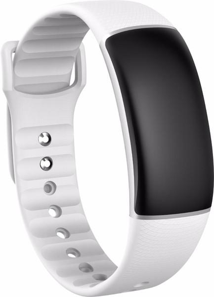 Smartch Smart-Band A69 Smart-Armband Herzfrequenz Blutdruck Pedometer Sport-Fitness-Armband Anruf SMS WhatsApp PK xiaomi m