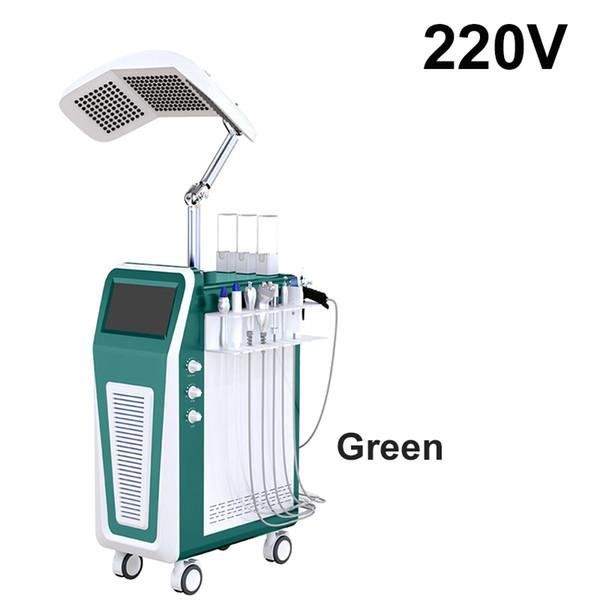 220V - 녹색