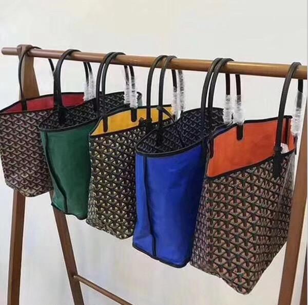 Fashion Designer Women Handbag Real Leather Shoulder Crossbody Bag Purse Feminina Bolsos ladies Claire Voie tote reversible Composite Bag