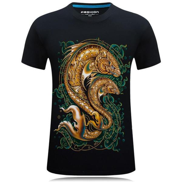 Мужские дизайнерские футболки 3D печати футболки мужчины футболка хлопок топ с коротким рукавом футболки для дизайнер футболки роскошные хип-хоп M29