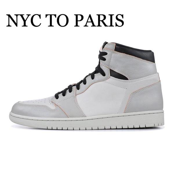 NYC TO PARIS 40-46