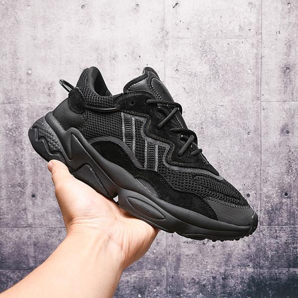 2019 Ozweego 500 кроссовки 500 v2 Pride Тренеры Дизайнер обуви Kanye West Mens Женщины Stan Smith Sneakers36-46