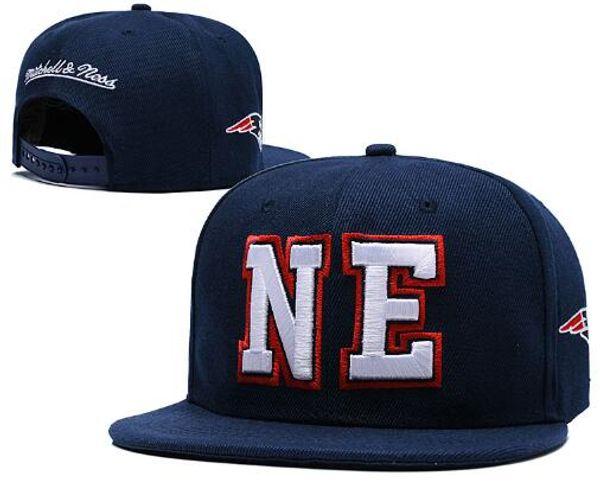 7baefb2df Todas As Equipes Boné de Beisebol NE Patriots Ajustável Snapback Chapéu das  Mulheres dos homens de