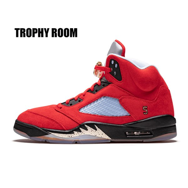 TROPHY ROOM - University Red