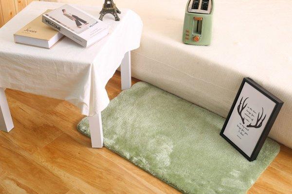 2020 nouvelle mode - tapis supplémentaire d'absorption douce moquette eau forte anti-dérapant pour salle de bain salon chambre