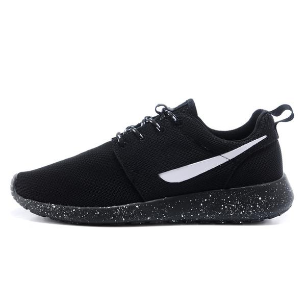 Hot Original brand designer shoes for men women roshes fashion sneakers running white black rosherun best quality cheap sale run